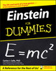 Einstein For Dummies (0764583484) cover image