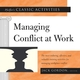 Pfeiffer's Classic Activities for Managing Conflict at Work (0787967084) cover image