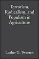 Terrorism, Radicalism, and Populism in Agriculture (0813821584) cover image