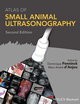 Atlas of Small Animal Ultrasonography, 2nd Edition (1118359984) cover image