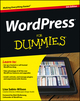 WordPress For Dummies, 5th Edition (1118383184) cover image