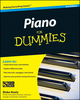 Piano For Dummies, 2nd Edition (1118554884) cover image