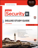 CompTIA Security+ Deluxe Study Guide: SY0-401 (1118978684) cover image