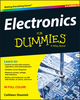 Electronics For Dummies, 3rd Edition (1119117984) cover image