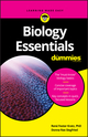 Biology Essentials For Dummies (1119589584) cover image