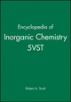 Encyclopedia of Inorganic Chemistry 5VST (1119994284) cover image