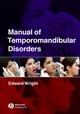 Manual of Temporomandibular Disorders (1405150084) cover image