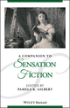 A Companion to Sensation Fiction (1405195584) cover image