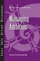 Managing Ambition (1604911484) cover image