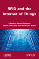RFID and the Internet of Things (1848212984) cover image