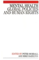 Mental Health: Global Policies and Human Rights (1861563884) cover image
