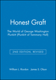 Honest Graft: The World of George Washington Plunkitt (Plunkitt of Tammany Hall), 2nd Edition, Revised (1881089584) cover image