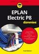 EPLAN Electric P8 für Dummies (3527804684) cover image