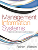 Management Information Systems: Moving Business Forward (EHEP001984) cover image