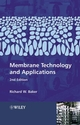 Membrane Technology and Applications, 2nd Edition (0470020385) cover image