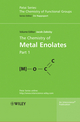 The Chemistry of Metal Enolates (0470061685) cover image