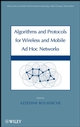Algorithms and Protocols for Wireless, Mobile Ad Hoc Networks (0470383585) cover image