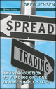 Spread Trading: An Introduction to Trading Options in Nine Simple Steps (0470443685) cover image