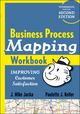 Business Process Mapping Workbook: Improving Customer Satisfaction (0470446285) cover image