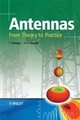 Antennas: From Theory to Practice (0470510285) cover image