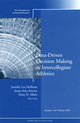 Data-Driven Decision Making in Intercollegiate Athletics: New Directions for Institutional Research, Number 144 (0470608285) cover image
