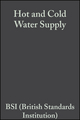 Hot and Cold Water Supply, 2nd Edition (0470779985) cover image