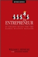 The Entrepreneur: 25 Golden Rules for the Global Business Manager, Revised Edition (0470820985) cover image