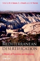 Mediterranean Desertification: A Mosaic of Processes and Responses (0470844485) cover image
