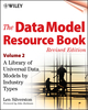 The Data Model Resource Book: A Library of Universal Data Models by Industry Types, Revised Edition, Volume 2 (0471353485) cover image