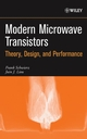 Modern Microwave Transistors: Theory, Design, and Performance (0471417785) cover image