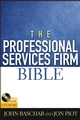 The Professional Services Firm Bible (0471660485) cover image