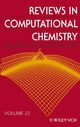 Reviews in Computational Chemistry, Volume 22 (0471779385) cover image