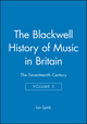 The Blackwell History of Music in Britain: The Seventeenth Century, Volume 3 (0631165185) cover image