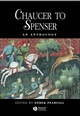 Chaucer to Spenser: An Anthology (0631198385) cover image