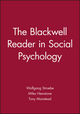 The Blackwell Reader in Social Psychology (0631199985) cover image