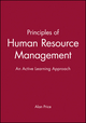 Principles of Human Resource Management: An Active Learning Approach (0631201785) cover image