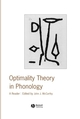Optimality Theory in Phonology: A Reader (0631226885) cover image