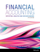 Financial Accounting: Reporting, Analysis and Decision Making, 5th Edition (0730324885) cover image