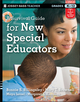 A Survival Guide for New Special Educators (1118095685) cover image