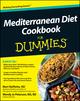 Mediterranean Diet Cookbook For Dummies (1118170385) cover image