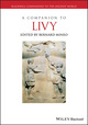 A Companion to Livy (1118301285) cover image