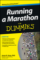 Running a Marathon For Dummies (1118343085) cover image