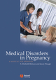Medical Disorders in Pregnancy: A Manual for Midwives (1118712285) cover image