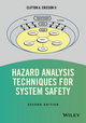 Hazard Analysis Techniques for System Safety, 2nd Edition (1118940385) cover image