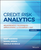 Credit Risk Analytics: Measurement Techniques, Applications, and Examples in SAS (1119143985) cover image