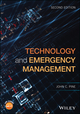 Technology and Emergency Management, 2nd Edition (1119234085) cover image