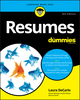 Resumes For Dummies, 8th Edition (1119539285) cover image