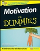 Motivation For Dummies (1119997585) cover image