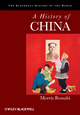A History of China (1557860785) cover image