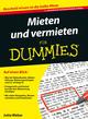 Mieten und Vermieten für Dummies, 2. Auflage (3527696385) cover image